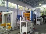 Стационарный вибропресс по производству блоков SUMAB Е-400 - фото 2