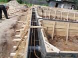 Строительство дом с фундамента компанией - фото 4