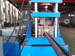В Китае Оборудование по производству балки(направляющей шины) для откатных ворот из Китая