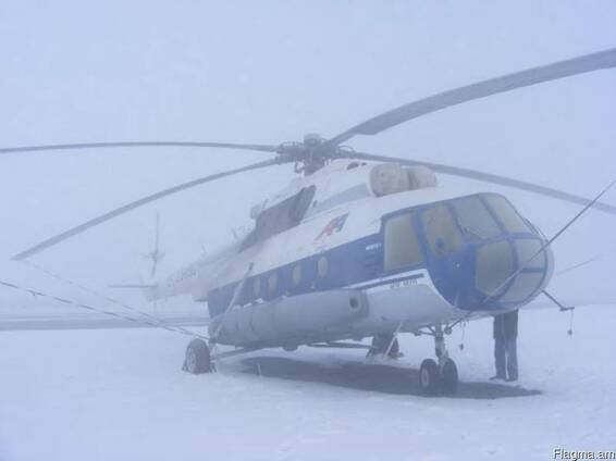 Вертолетные туры по Армении / The helicopter tours in Armeni