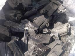 Высококачественный крупнокусковой древесный уголь /Charcoal