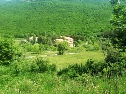 Земельный участок напротив псл. Ахавнадзор